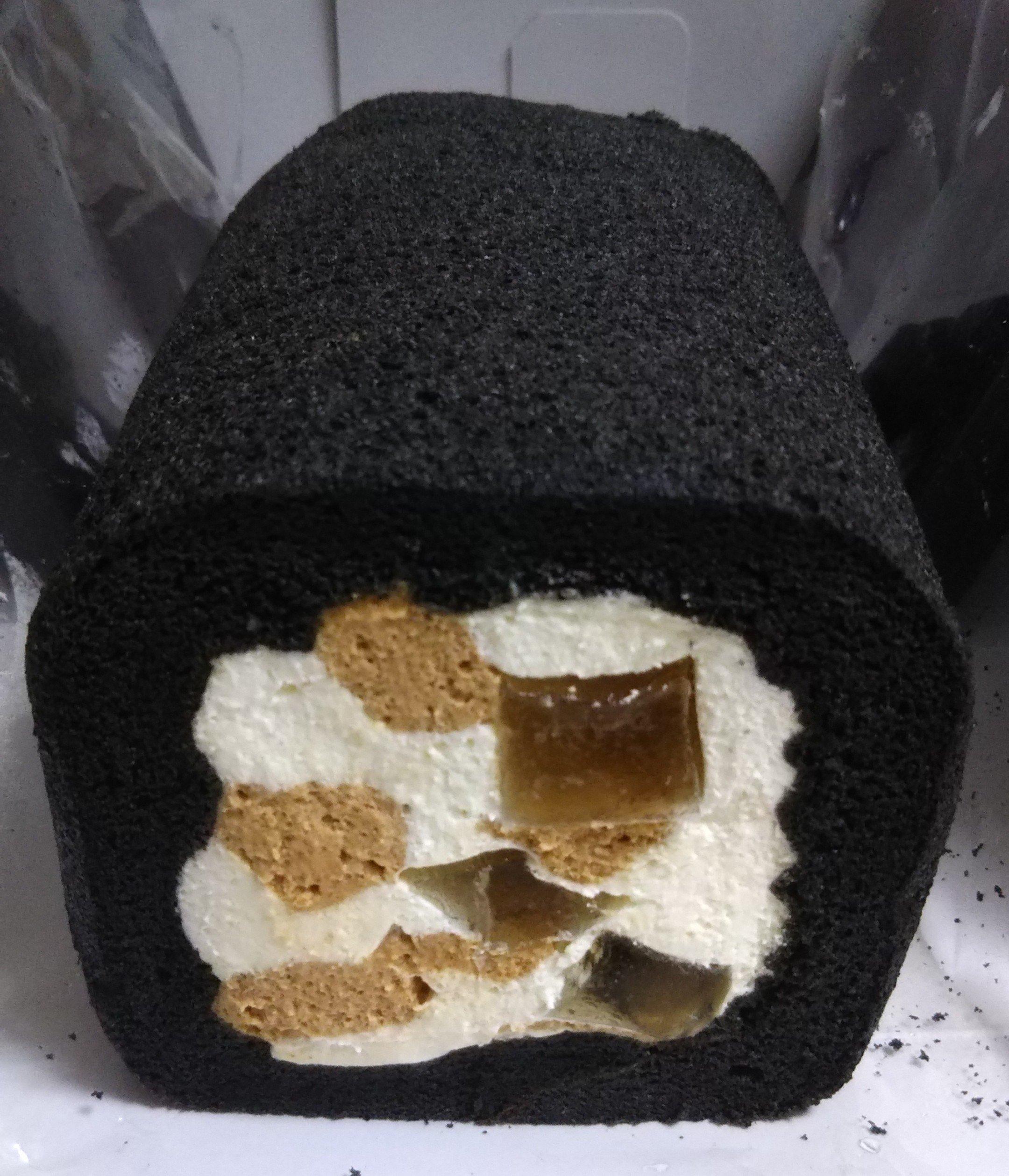 吉祥菓寮焦がしきな粉のはんなりロール