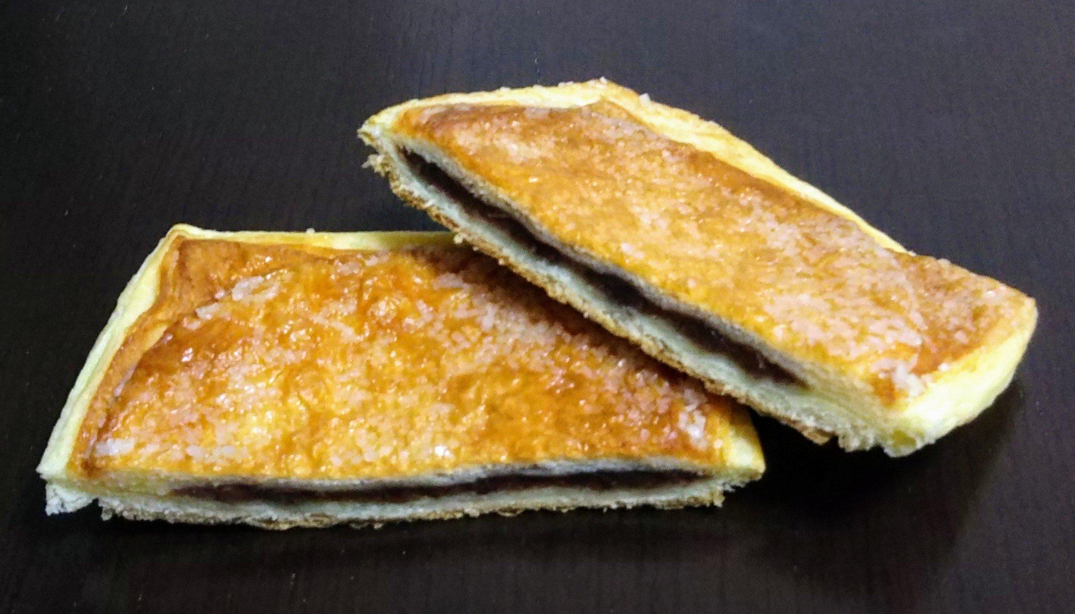 山一パンうす焼きあんデニッシュ