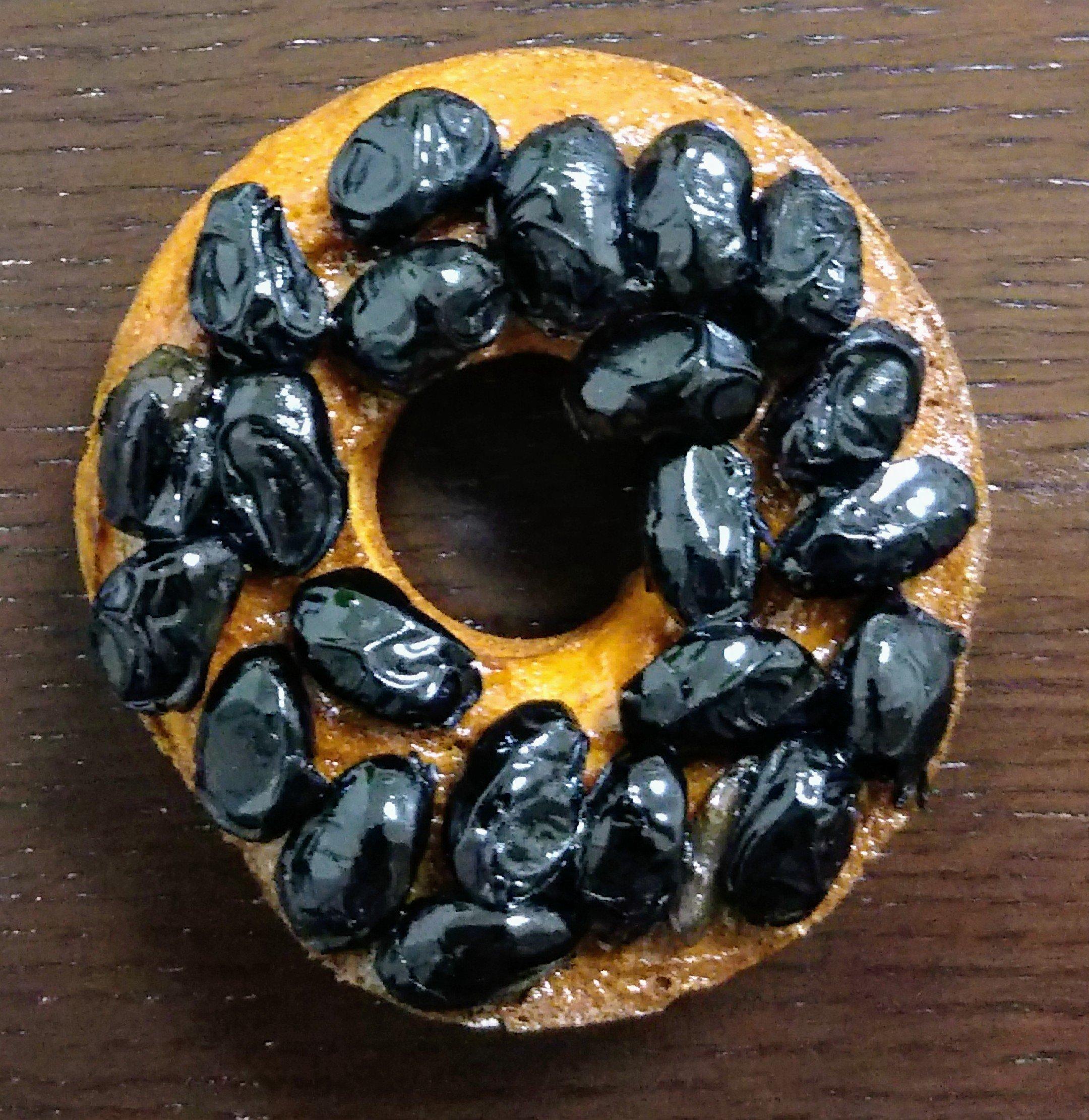 コエドーナツ黒豆