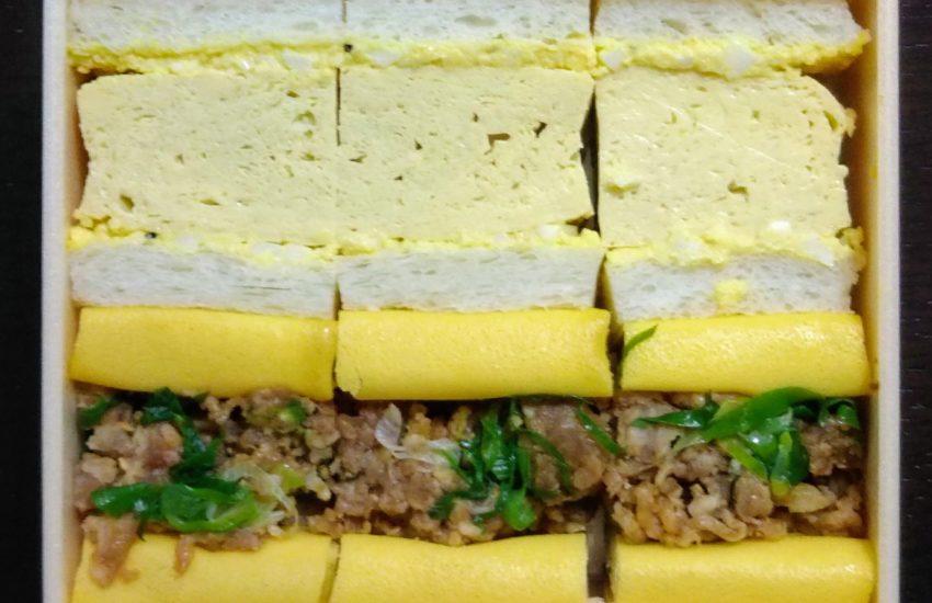 つぶら乃サンドイッチ