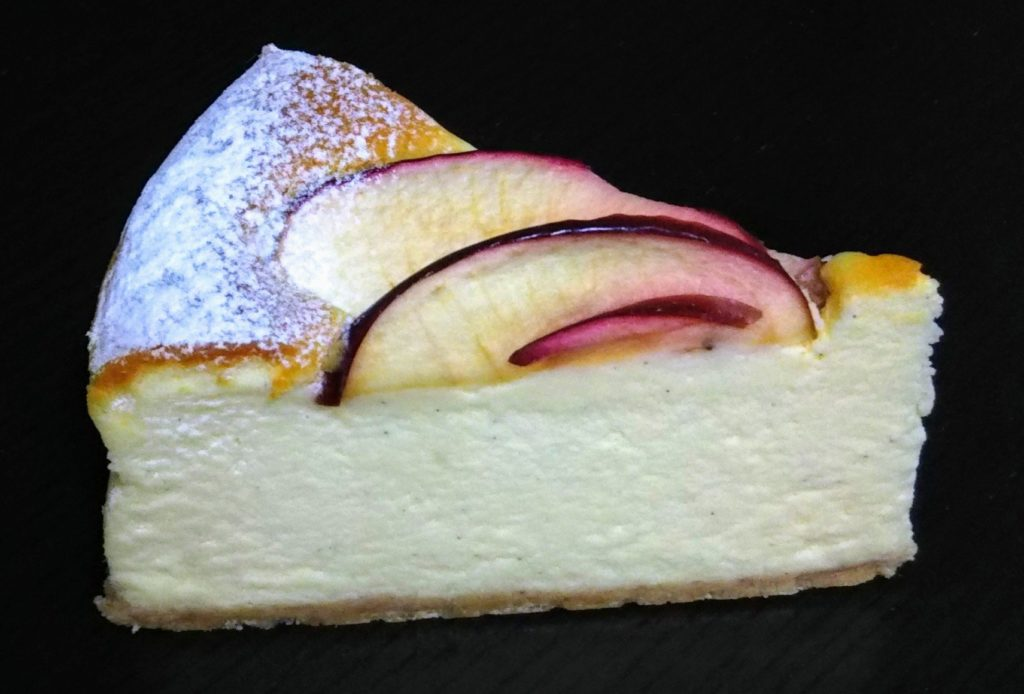 セカンドハウス りんごのニューヨークチーズケーキ