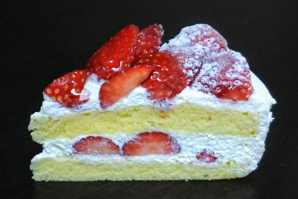 セカンドハウス 古都華のショートケーキ