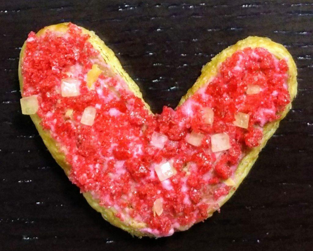 メゾン・ド・フルージュ 木苺のパルミエ