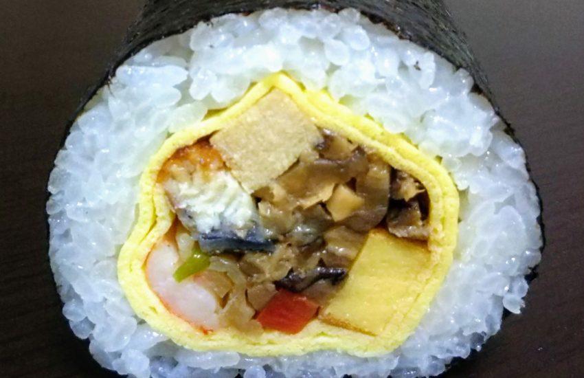 下鴨茶寮 丸かぶり寿司