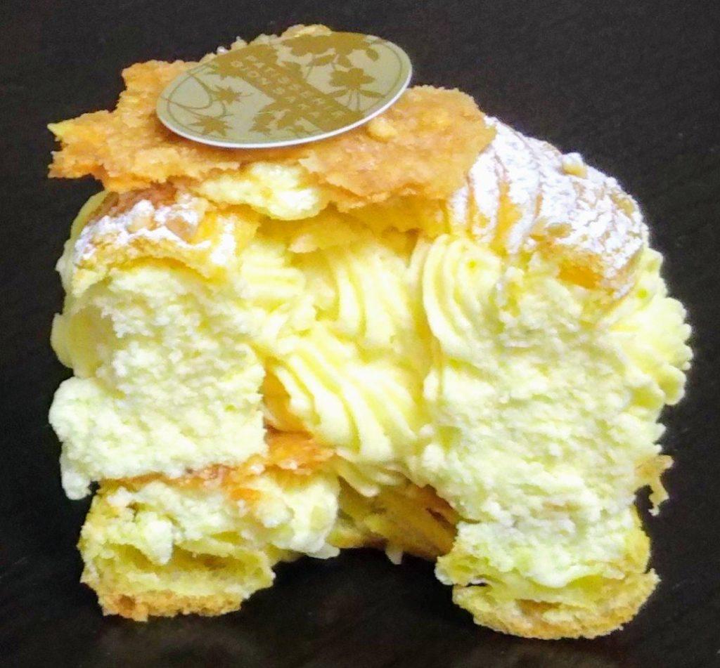ぎをんさかい 濃厚バターのパリブレスト