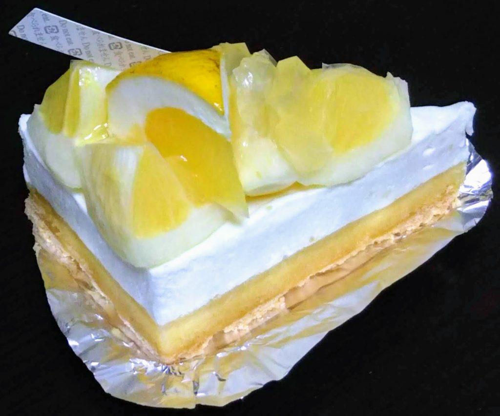 リプトン 日向夏とレアチーズのタルト