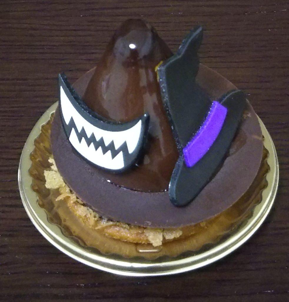 ケーキ ウィッチハット